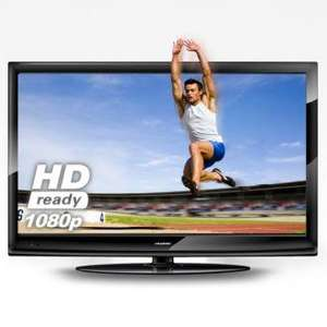"hurry up   Blaupunkt 32"" Full HD 1080p 3D LCD TV with four Pairs of 3D Glasses  199.99 delivered @ sainsbury"