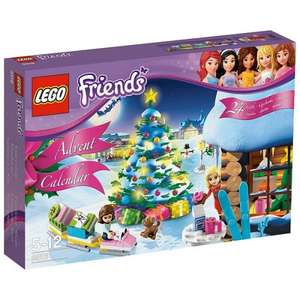 Lego Friends Advent Calendar £8.80 @ John Lewis
