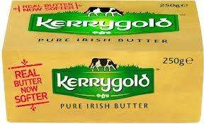 Kerrygold Pure Irish Butter 2 for £2 at Morrisons