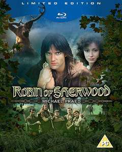Robin of Sherwood: Michael Praed (Blu-ray) £17.36 @ networkdvd.net