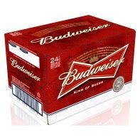 Budweiser 24x300 Lager £10 @ Asda instore