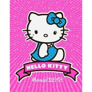 Hello Kitty 2013 Annual £1.99 @ Amazon