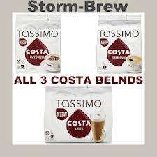 Tassimo Costa - 20% off 3 Costa blends @ Sainsburys - online and in store.
