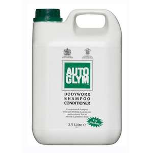 Autoglym Bottle Quality Bodywork Shampoo, 2.5 Litre £10.00 @ Amazon