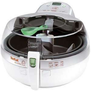 Tefal ActiFry AL800040 Low Fat Electric Fryer, 1 kg Capacity, White AMAZON £89.99