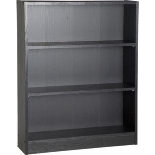 Argos Value Range Baby Bookcase - Black, £12.99 R&C @ Argos