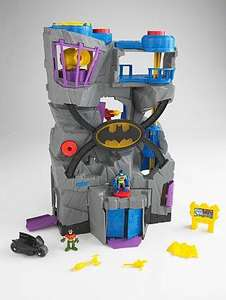 Imaginext Batcave - £30 @ Asda Direct