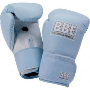 45% off BBE Light Blue Sparring Gloves from HaB Direct