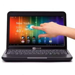 "GoClever R103 10"" Android 4.0.4 Resistive Touch Screen Netbook - Black  £114.99@7 DAYSHOP.COM"