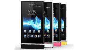 Dual Core Sony Xperia U (Unlocked) @ Virgin Media with £10 top-up - £117.98 delivered