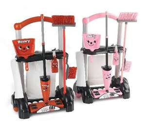 henry or hetty cleaning trolley -£11.25 @ elc