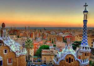 3 night break in Barcelona, Flights and very good 4* Hotel, only £119pp based on two sharing from Broadway Travel (Travelzoo)