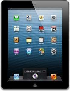 Apple ipad 4 16gb wi-fi black £369.99 @ Ebay/photodirect
