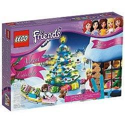 Lego friends advent calendar scanning at 9.50 in Tesco