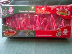 36 mini candy canes £1 in Poundland