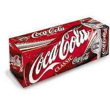 Coke 18 pack - £4 (22p per can) @ Super Valu