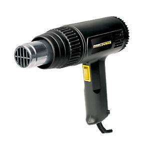 Amazing!!! Direct Power 2000W Heat Gun 240V @ £8.99 (Cheapest for a good heatgun) (was £14.99) @ Screwfix