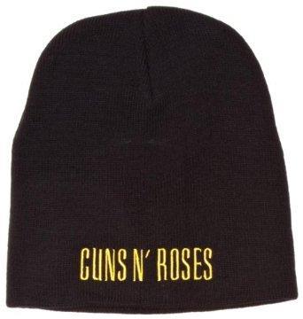 Guns N Roses Logo Men's Hat Black One Size £ 5.44 @ Amazon.co.uk