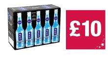 wkd blue 10x bottles for £10 @ co-op