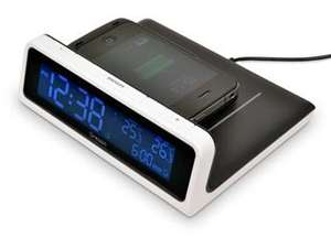 Time & Wireless Charging Station £89.99 + postage @ oregon scientifc