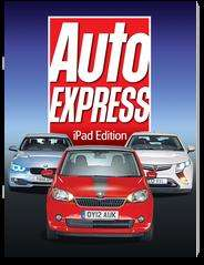 Get 6 Auto Express issues on iPad for FREE on iTunes