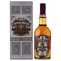 Chivas Regal 12 Year Old Whisky £18.00 70 cl @ Asda