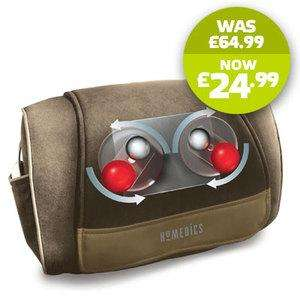 HoMedics SP-39H Deluxe Shiatsu Massage Cushion Only £24.99 @ Homedics Ebay Outlet