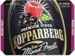 Kopparberg mixed fruit 10 x 330ml cans £9 @ Asda