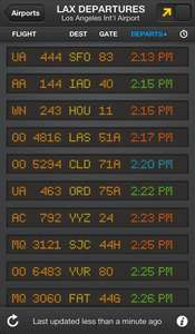 Flightboard for iOS - Normally £2.49 now free. Never been free before