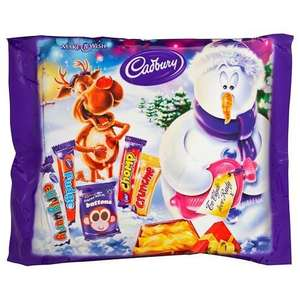Cadbury Selection box 3 for 2 @ Poundland
