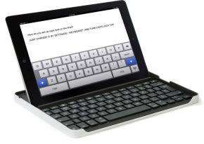 iPad 2&3 - Zagg/Logitech Wireless Keyboard Case - £24.95 - Ebuyer