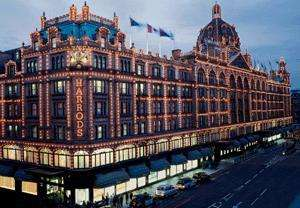 Buffet Lunch for Two Harrods Restaurant - now £43.32 reduced from £99 from buyagift.co.uk