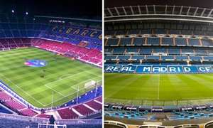 Real Madrid or Barcelona football weekend, from £129pp, inc hotel @ dealcloud