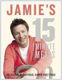 Jamie's 15-Minute Meals £9 @ ASDA  free p+p