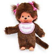 Cute girl or boy Monchichi (or Monchhichi?) (Cheekaboo) from £16 to £12.80 then use code  MM92 to get 10% off so £10.88 @ Debenham.co.uk