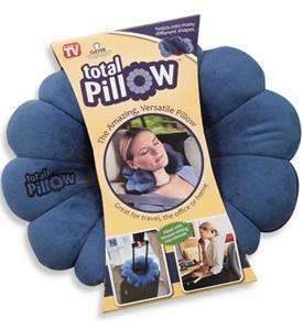 Total Pillow as seen on TV ebay @ ehub £8.99 DELIVERED