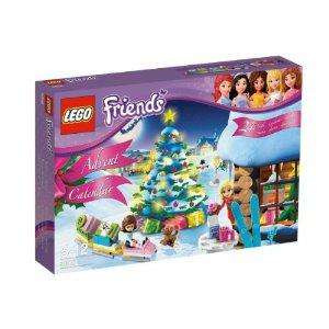 lego friends advent calendar instore john lewis £8.80