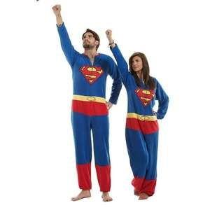Superman ONESIE was 29.99 then 24.99 now 14.99 @Play.com