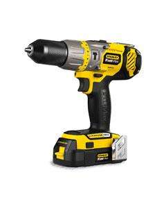 Stanley fatMax 18v li-ion two batteries,40 min charge @ Homebase £79.99 (use code)