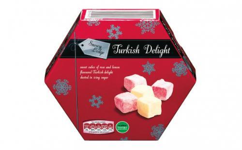 Turkish Delight 300g £1.59 @ Lidl