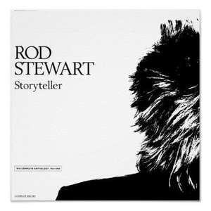 Rod Stewart - Storyteller [4CD Box set]  - Just  £8.79  Delivered @ Amazon