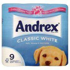 9 Pack of Andrex @ Centra