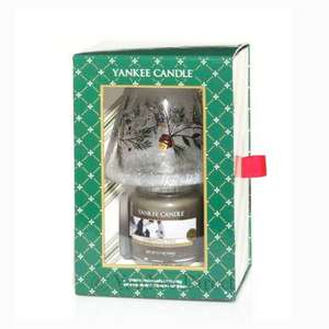 Yankee Candle Keepsake Box Small Jar and Shade Set 30% Off now only £11.38 from £16.25 @ Yankee Direct UK