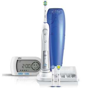 Braun Oral-B Triumph 5000 Five-Mode Power Toothbrush with Wireless Smart Guide  @ Amazon - £67.99