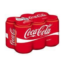 6 Pack Coca-Cola 330ml £1.50 @ Centra