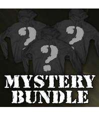 Mystery Box!  10 T-Shirts £10.  3 Hoodies - £15,   10 Shirts and 3 hoodies £20 at MAMStore.  (3.68 Delivery)