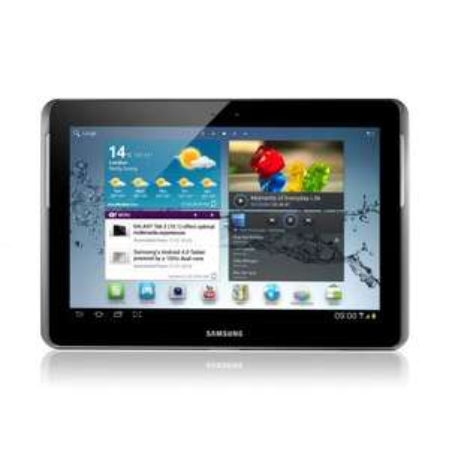 Samsung Galaxy Tab2 10.1 Tablet - Silver (16GB) - £237 (£187 after Cashback) @ Amazon