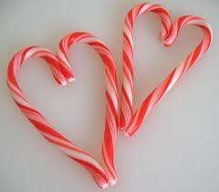 Box of 12 Peppermint Candy Canes - 75p @ Home Bargains