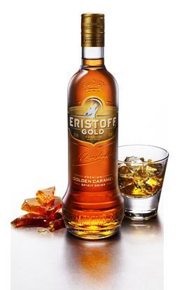 Eristoff Gold Caramel (70cl) now £10 at Sainsbury
