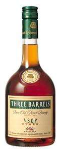 Three Barrels Brandy 70Cl - £11.00 @ Morrisons